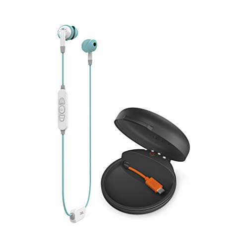 JBL Inspire 700 - Headphones with Microphone (Binaural, In-Ear, Turquoise, In-line Control, Wireless, Intraaural)
