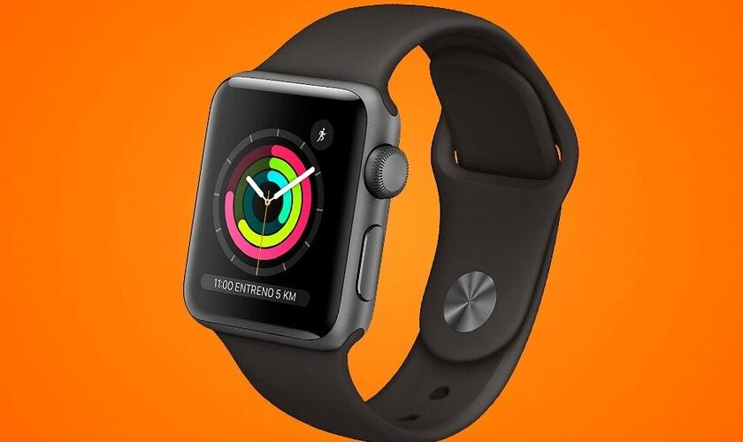 1610182780 the Series 3 only costs 199 euros in the Outlet
