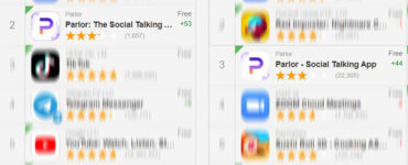 1610464702 Google and Apple kick Parler out of their stores and