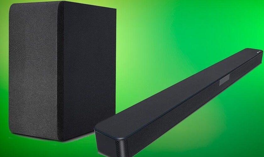 1610558732 This LG SL4Y soundbar now costs you 60 euros less