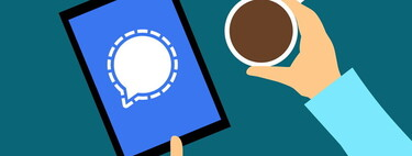 This is Signal, the secure and private messaging app that grows like foam at the cost of the escape of WhatsApp