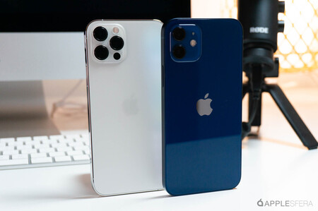 iPhone 12 and iPhone 12 Pro