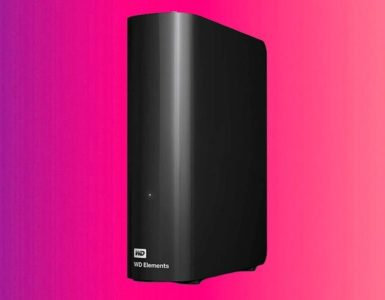 Amazon gives you the Western Digital Elements Desktop 8 TB