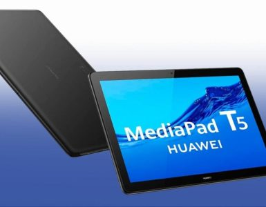 MediaMarkts VAT free days leave you the Huawei MediaPad T5 for
