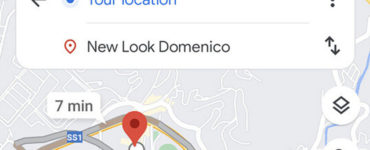 1612531810 Google Maps tests a new minimalist design for routes