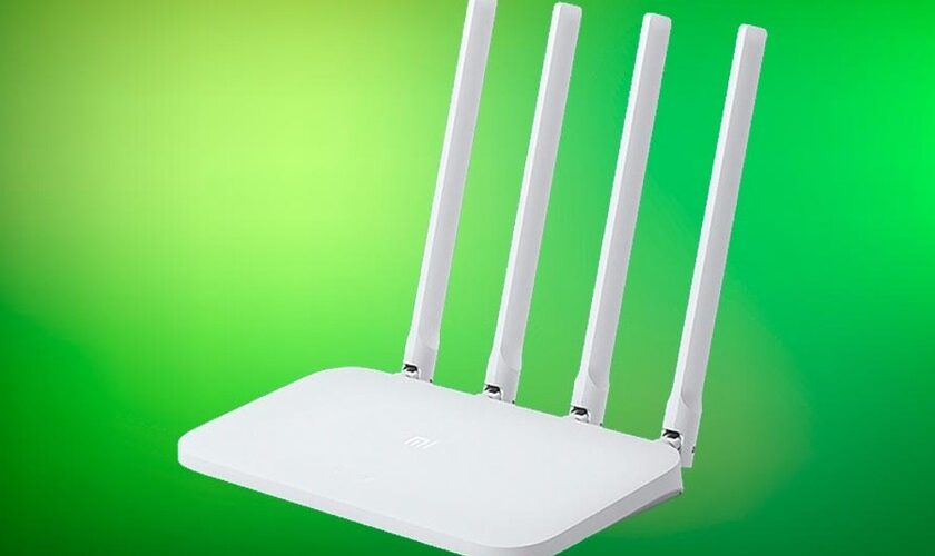 1613660815 Xiaomi Mi Router 4C N300 for only 999 euros in
