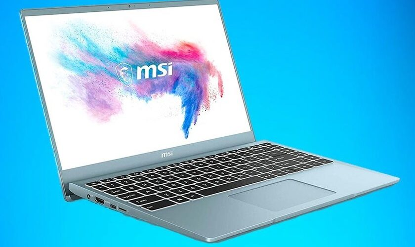 1613942202 the MSI Modern 14 B10RBSW 064XES now on Amazon costs 84999