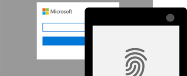 Microsoft already stores and manages mobile passwords with its Authenticator