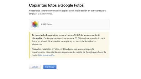 Copy Google Photos