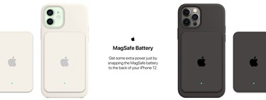 A couple of concepts imagine external batteries compatible with MagSafe