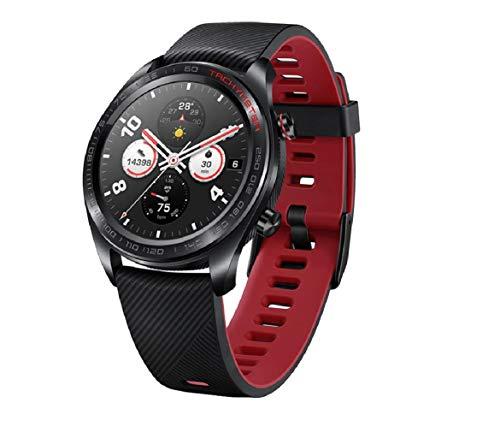"HONOR Watch Magic, Screen 1.2"" AMOLED 390 x 390, GPS, 7 days of autonomy, IP68, 6 sensors, 178 mAh, Black"