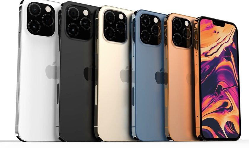 1616928752 IPhone 13 will add matte black and bronze as new
