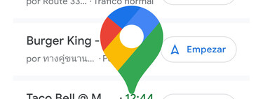 How to use the 'Go' tab of Google Maps to always have frequent routes at hand