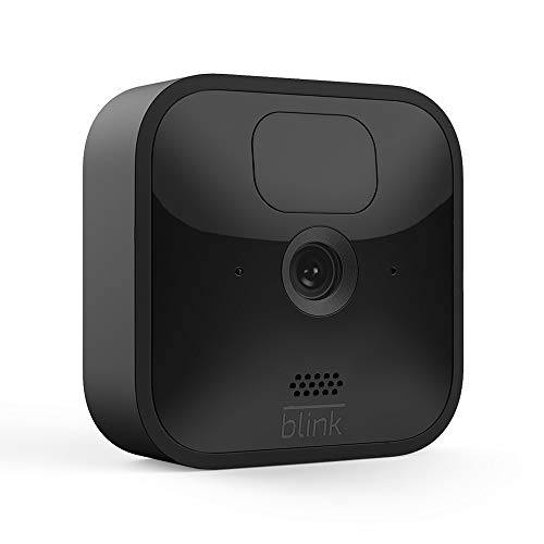 Blink Outdoor |  Wireless, Weatherproof HD Security Camera, 2-Year Battery Life, Motion Detection |  1 camera