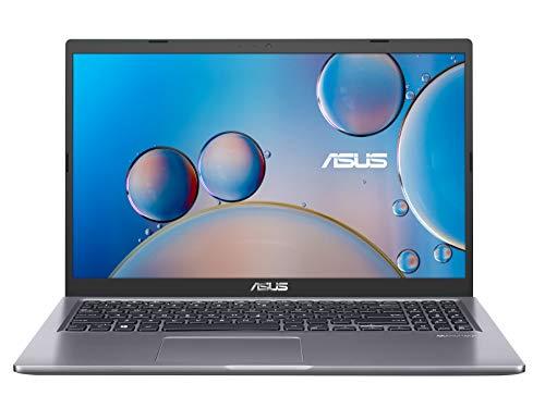 "ASUS VivoBook 15 F515JA-BR097T - 15.6 Notebook"" HD (Intel Core i3-1005G1, 8GB RAM, 256GB SSD, Intel UHD Graphics, Windows 10 Home) Gray - Spanish QWERTY keyboard"