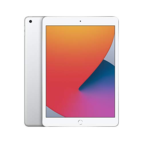 Apple iPad (10.2-Inch 8th Gen Wi-Fi 32GB) - Silver (2020)