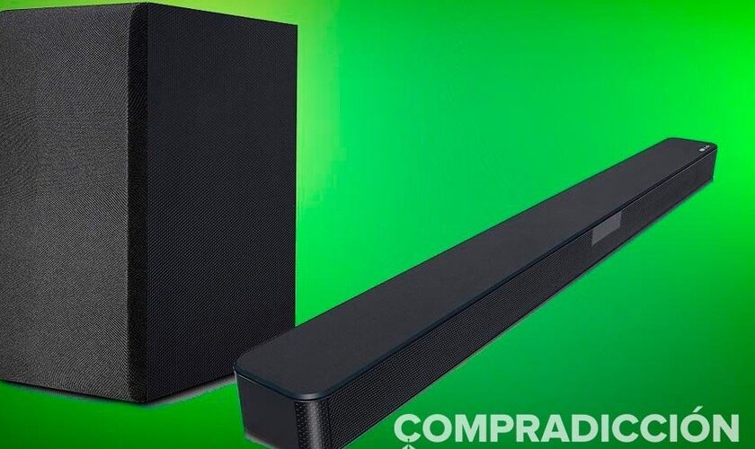 Looking for an inexpensive soundbar This LG SN4 costs cheaper