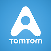 TomTom AmiGO GPS Maps Navigation-Traffic, Radars