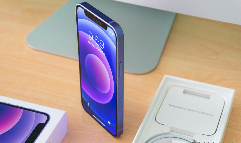 1619956829 iPhone 12 mini in purple thats how it is in