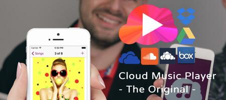 Cloudmusic player iphone music