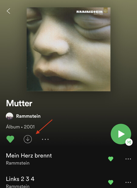 Spotify Download Music Iphone