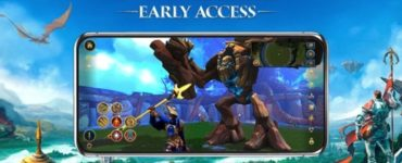 the popular MMORPG lands on iPhone and Android