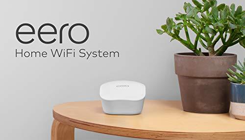 Amazon eero mesh wifi router / extender