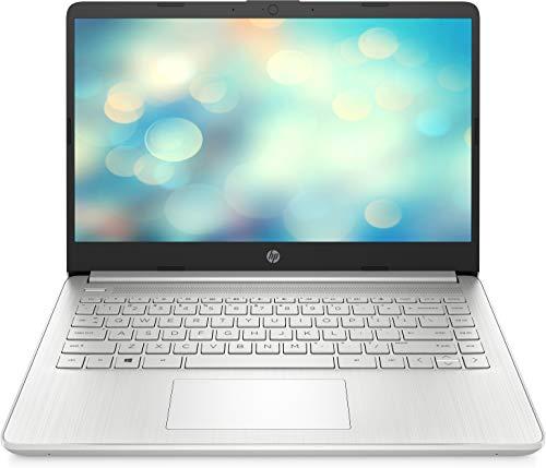 "HP 14s-dq2004ns - 14 Laptop"" FullHD (Intel Core i5-1135G7, 8GB RAM, 512GB SSD, Intel Iris Xe, No operating system) Silver - Spanish QWERTY keyboard"