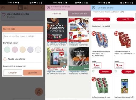Alcampo App