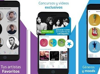 1624315535 Telefonica already has a rival for Spotify from 499 euros