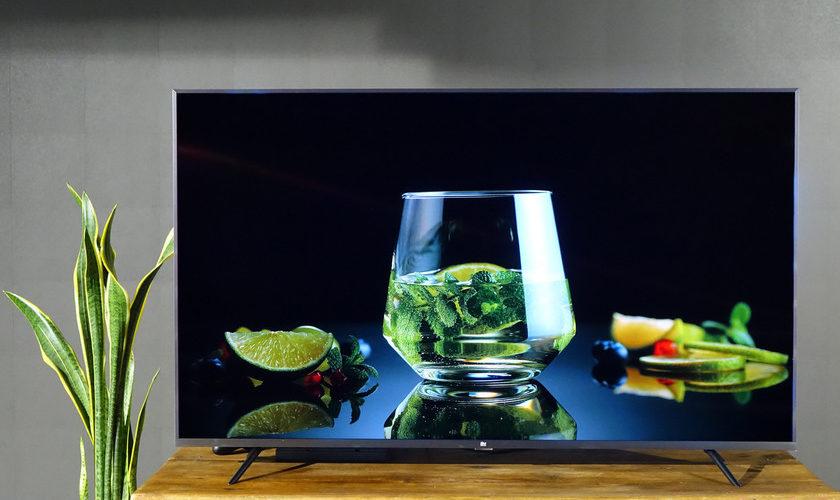 Mi TV 4S 55 Xiaomis TV with a 55 inch