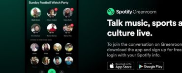 Spotify also joins the Clubhouse fashion with Greenroom a new