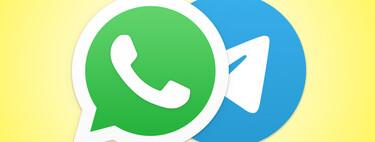 Nine things that WhatsApp has and not Telegram