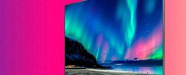 Xiaomi Mi TV 4S 43 for only 289 euros