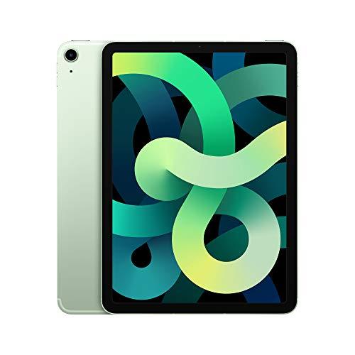 2020 Apple iPad Air (10.9-Inch Wi-Fi + Cellular 256GB) - Green (4th Gen)