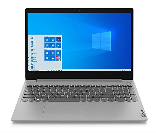 "Lenovo IdeaPad 3 - Laptop 15.6"" FullHD (Intel Core i7-1165G7, 8GB RAM, 512GB SSD, Intel Iris Xe Graphics, Windows 10 Home in S Mode) Gray - Spanish QWERTY keyboard"