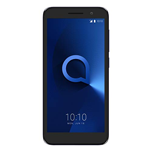 "Alcatel 5033D 1 2019, Smartphone - Screen 5"" - 5MP rear camera and 2MP front camera (selfie) - Memory 8GB ROM + 1 RAM - Blue [Versión ES/PT]"