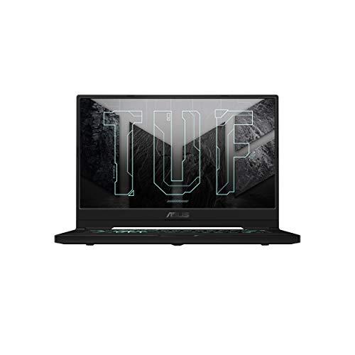 "ASUS TUF Dash F15 TUF516PM-HN135 - 15.6 Gaming Laptop"" FullHD 144Hz (Intel Core i7-11370H, 16GB RAM, 512GB SSD, NVIDIA RTX3060-6GB, Without operating system) Gray - Spanish QWERTY keyboard"