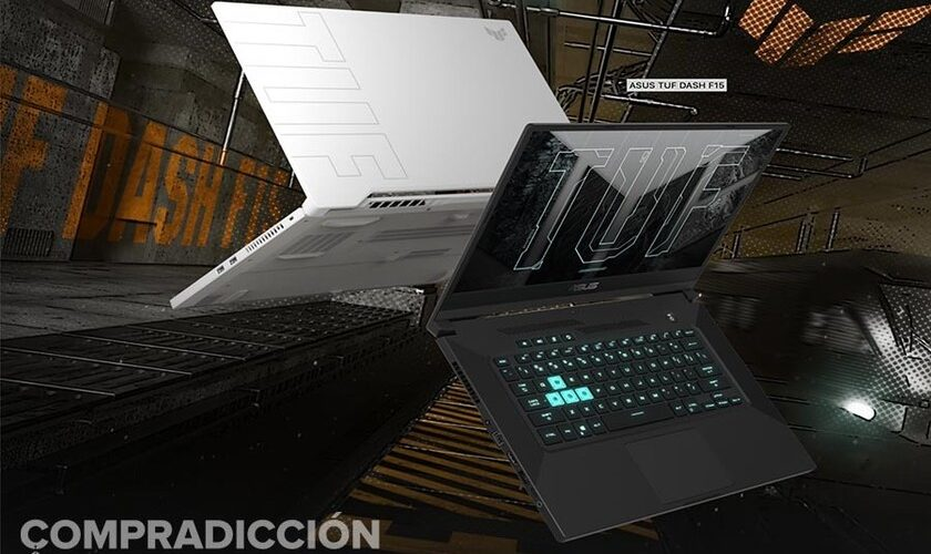 1630363996 the gaming laptop with graphics RTX3060 ASUS TUF Dash F15