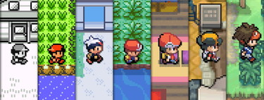 All games in the main Pokémon series sorted from worst to best