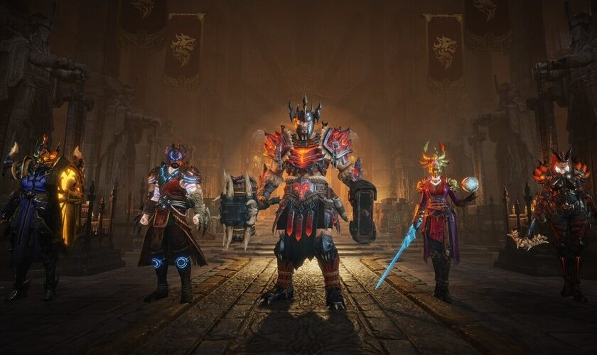 Diablo franchise extension for mobile will incorporate improvements and changes