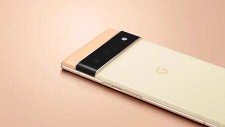 Google Pixel 6 Pro Alt Angle