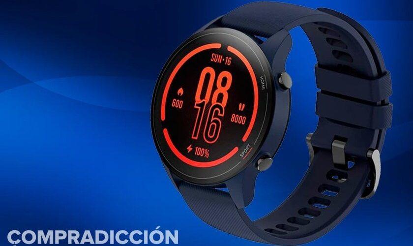 1630786167 take this smartwatch for less than 100 euros at Amazon