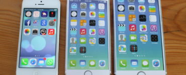 Are iPhone 6 and 6 plus the same size?