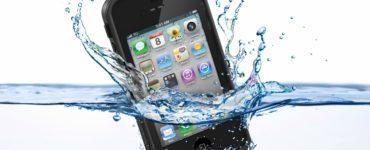 Are iphones 8 waterproof?