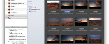 Can I invert a photo in iPhoto?