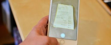 Can I scan a document on my iPhone?