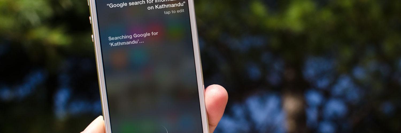 Can I use Google instead of Siri?