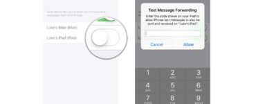Can I use my iPad to send text messages?