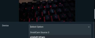 Can I use my iPhone as a webcam for Streamlabs?